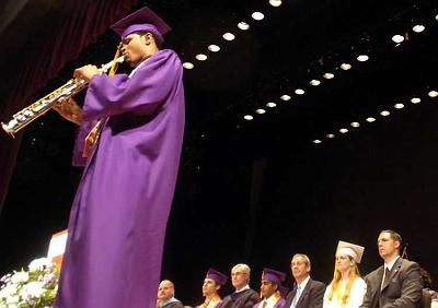 First Black Male Valedictorian